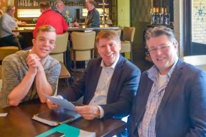 Vragen uurtje met Burgemeester van der Tak